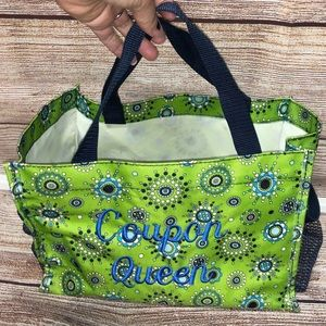 All-in-One Organizer Coupon Lady Tote